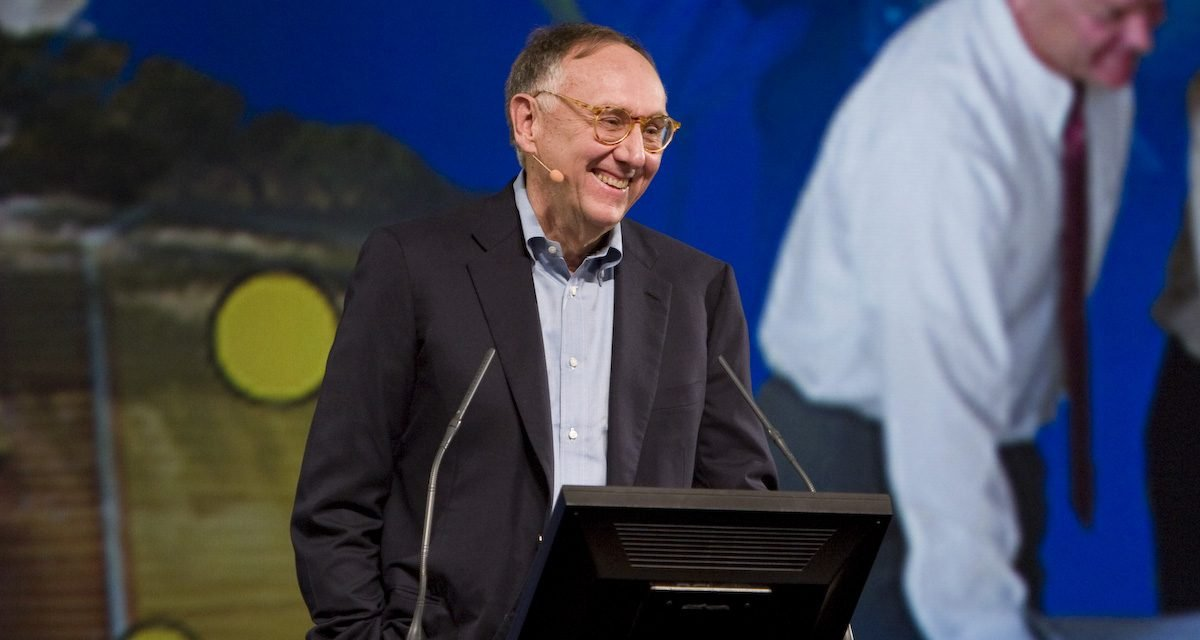 ESRI president: spatial computing is key to a better future