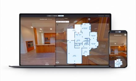 Zillow's 3D Home app now generates 3D tours from 360° photos