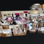 Privacy problem: A 3D home tour in England exposes a trove of personal data