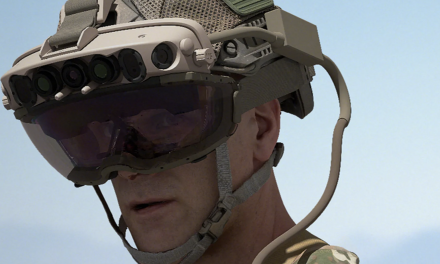 AR for the Army: Microsoft to supply 120k HoloLens headsets to the US military